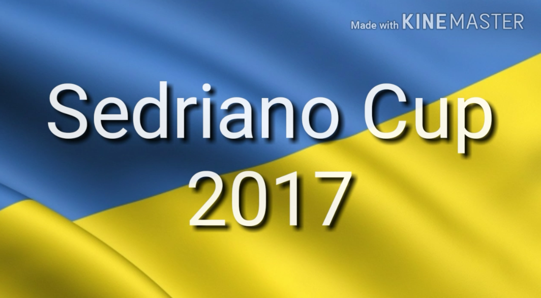 Sedriano Cup 2017
