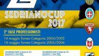 14 maggio 2017 Sedriano Cup, arrivano le societa'     professionistiche. Presso il campo sportivo di Sedriano domenica 14 maggio si svolgera' la 2^ Edizione del torneo dedicato […]