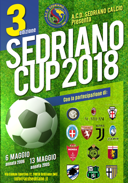 Sedriano Cup 2018